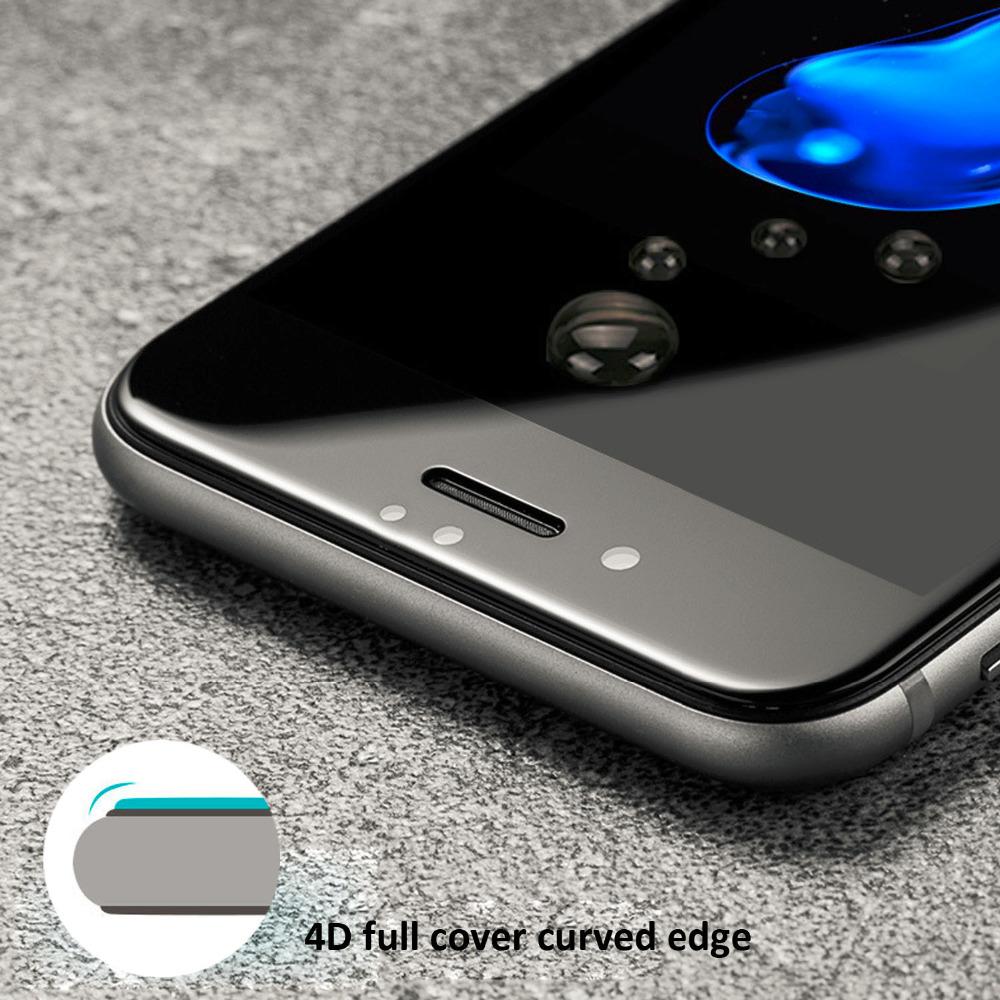 [해외]팬본 아이폰 6 6S 플러스 5.5 & 인치 4D 0.2mm 곡선 아이폰 6 6s 4.7 & 스크린 보호 필름에 대한 전체 강화 유리/panbon For iPhone 6 6S  plus 5.5& inch 4D 0.2mm Curved Full Cov