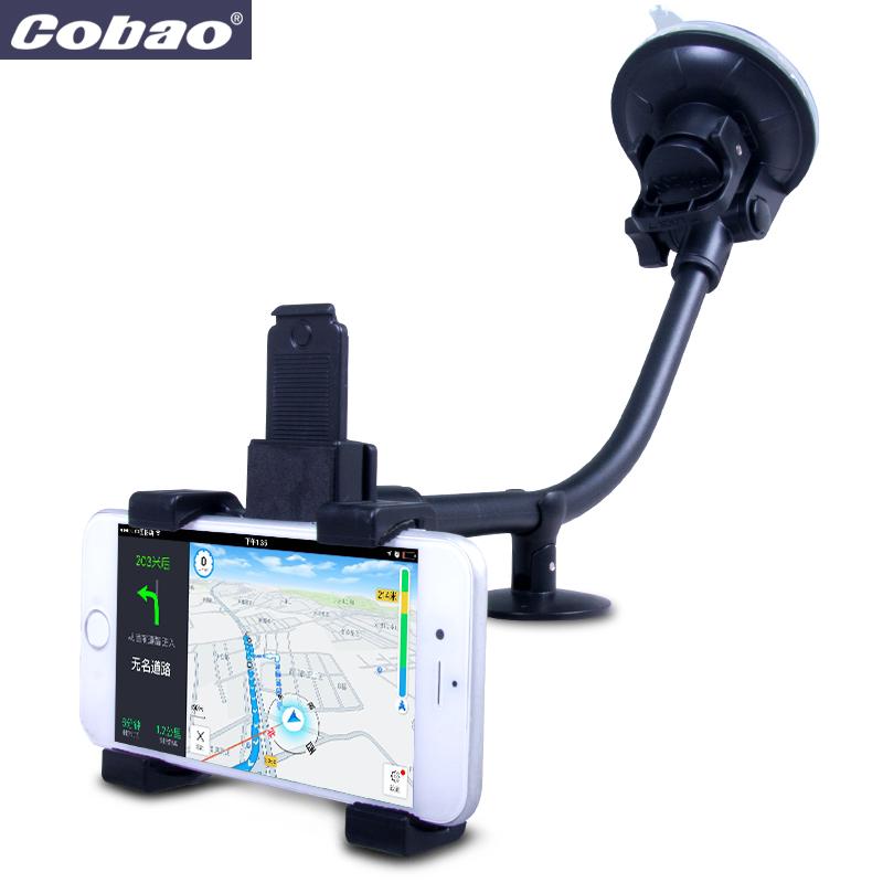 [해외]Cobao 보편적 인 자동차 전화 홀더 아이폰 7 6 핸드폰 스탠드에 대 한 Suporte Movil 자동차 모바일 자동차 홀더 Suporte Para Celular Carro/Cobao Universal Car Phone Holder Suporte Movil