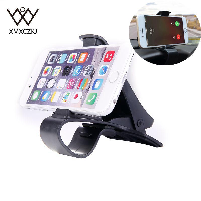 [해외]유니버셜 조정 가능한 자동차 전화 홀더 대시 보드 마운트 휴대 전화 홀더 스마트 휴대 전화 GPS 스탠드 클램프 클립 브래킷/Universal Adjustable Car phone Holder Dashboard Mount phone Holder for Mobil