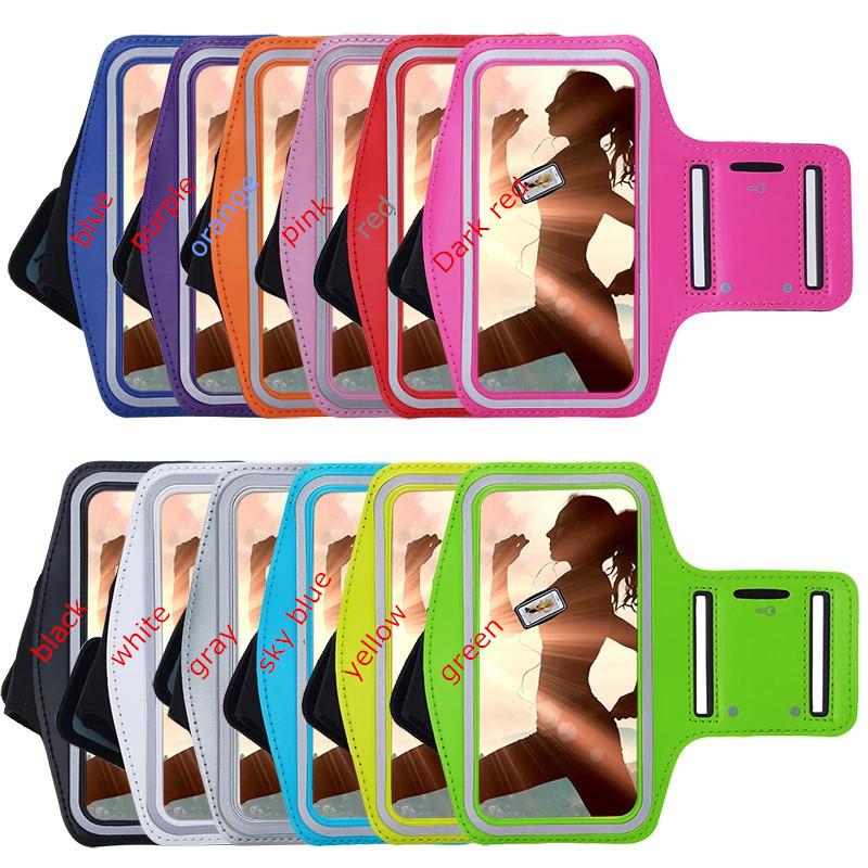 [해외]휴대 전화 Armbands 헬스 클럽 HTC 620 전화 가방에 대 한 스포츠 팔 밴드 커버를 실행 조정 가능한 완장 보호 파우치 케이스/Mobile Phone Armbands Gym Running Sport Arm Band Cover For HTC Desire