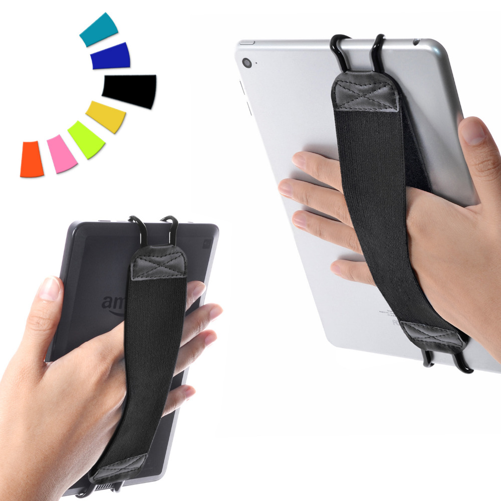 [해외]태블릿 & amp; 용 TFY 보안 핸드 스트랩 홀더 iPad - Apple iPad, iPad 4 (iPad 2 및 3), iPad Air (iPad Air 2), iPad Mini/TFY Security Hand Strap Holder for Tabl