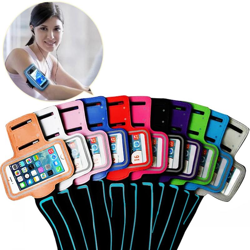[해외]아이폰 6s 플러스, 6 플러스 플러스 피트 니스 실행 전화 팔찌 케이스에 대 한 방수 완장 케이스 스포츠 체육관 팔 밴드 케이스/Waterproof Armband Case Sports Gym Running Arm Band Case for iphone 6s pl