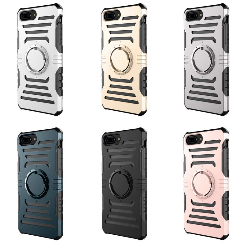 [해외]90 회전 보호 하드 쉘 케이스 아이폰 6 암밴드 2 in1 실행 스포츠 손목 가방 홀더/90 Rotating Protective Hard Shell Case For iphone 6 Armband 2 in1 Running Sport Wrist Bag Holder