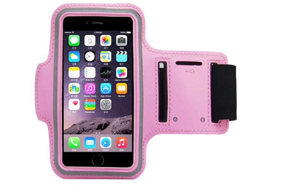 [해외]애플 아이폰 7 6 플러스 6 플러스 S 5.5 인치에 대 한 방수 스포츠 완장 케이스/Waterproof Sport Armband Case for Apple iphone 7 6 Plus 6 Plus S 5.5 inch
