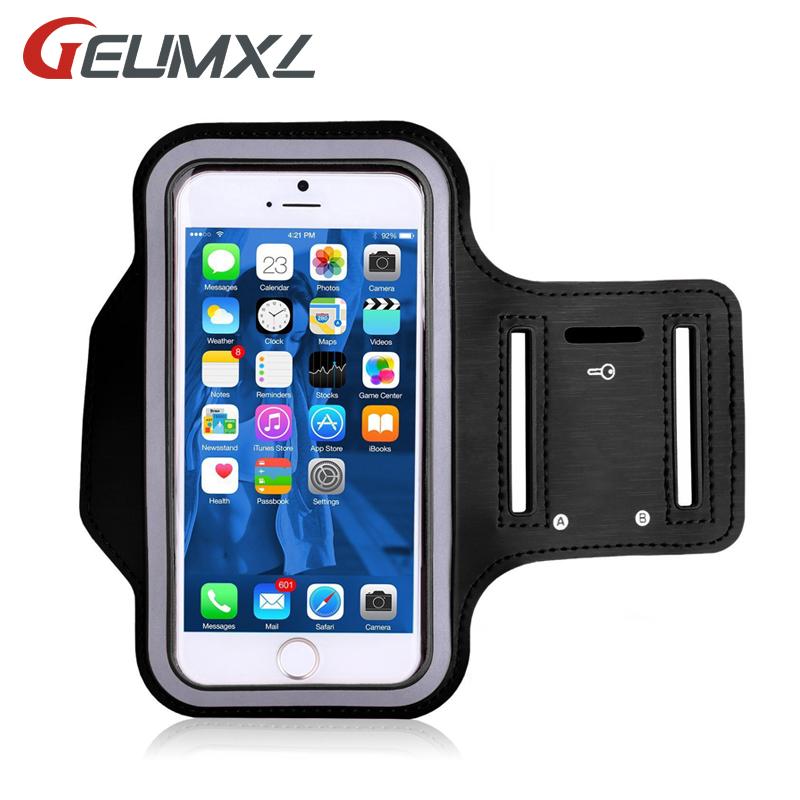 [해외]아이폰 5s 6s 6s 7 플러스 가방 러닝 스포츠에 대 한 스포츠 완장 케이스 휴대 전화 홀더 반사 팔찌 피트 니스 완장/Sports Armband Case for iPhone 5s 6s 6s 7 Plus Bag for Running Sports Mobile