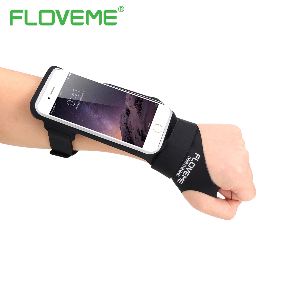 [해외]FLOVEME Armband For iPhone 6 6S 7 Plus 5.5 4.7 인치 범용 방수 스포츠 완장 케이스 카드 홀더, iPhone 7 6 6S Plus/FLOVEME Armband For iPhone 6 6S 7 Plus 5.5 4.7 inch U
