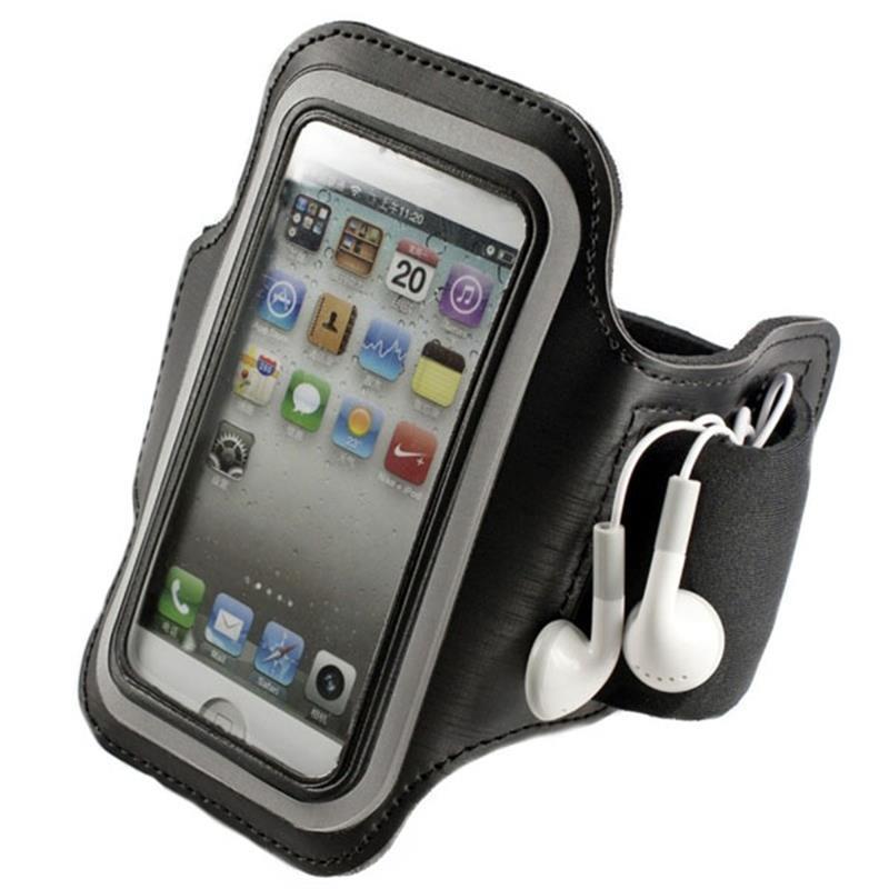 [해외]XSKEMP 애플 아이폰 4 4S 5 5S SE 체육관 활동을방수 스포츠 완장 케이스 러닝 커버 암 밴드/XSKEMP Waterproof Sport Armband Case For Apple iPhone 4 4S 5 5S SE  Gymnasium Activitie
