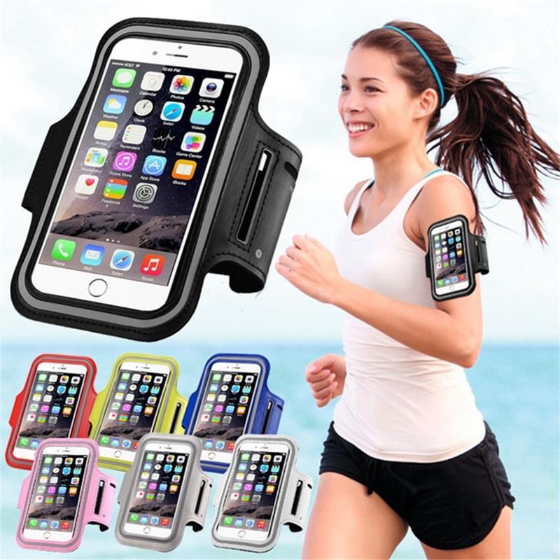 [해외]스포츠 완장 방수 암 밴드 전화 케이스 커버 홀더 실행 조깅 손목 주머니 가방 아이폰 6 6S S6 구글 / 화웨이 5 &/Sport Armband Waterproof Arm band Phone Case Cover Holder Running Jogging