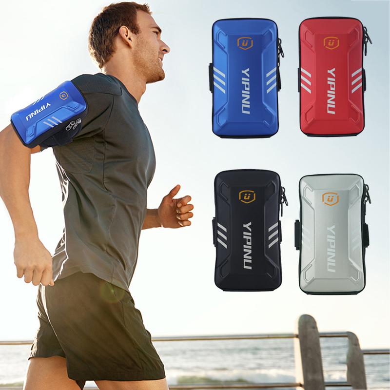 [해외]모든 종류의 야외 스포츠 활동에 대 한 5-6 인치 전화 장치에 대 한 방수 완장 UniCasual 러닝 암 밴드 케이스/Water-proof Armband UniCasual Running Arm Band Case for 5 to 6 inches Phone De