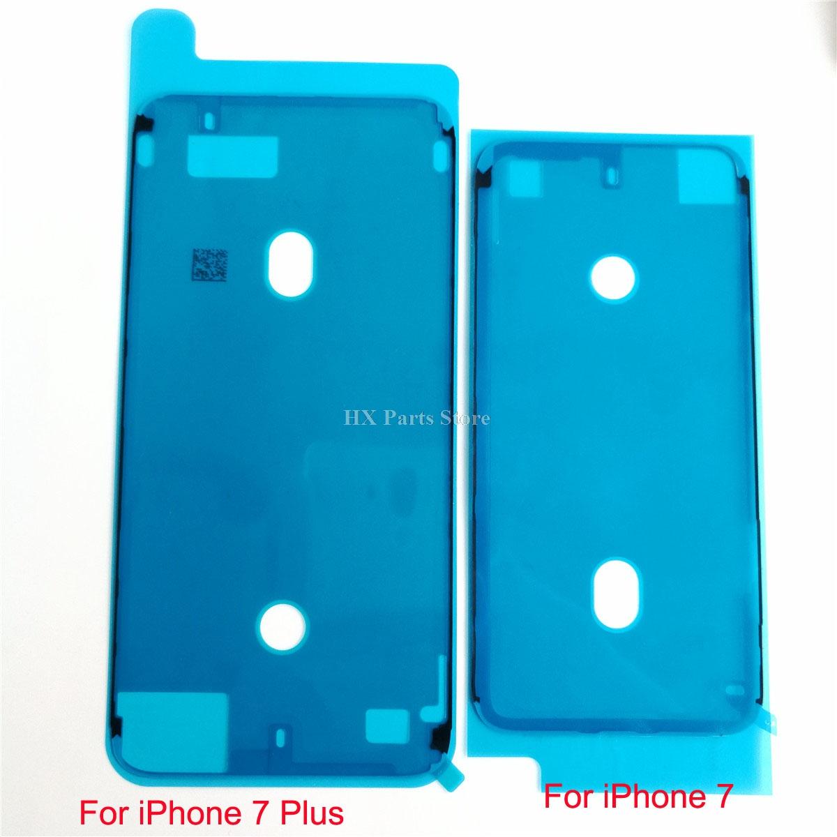 [해외]5 PC 방수 3M Pre-Cut 접착 접착제 테이프 스티커 아이폰 7 7 플러스 전면 하우징 LCD 터치 스크린 접착제/5 PCS Waterproof 3M Pre-Cut Adhesive Glue Tape Sticker For iPhone 7 7 Plus Fro