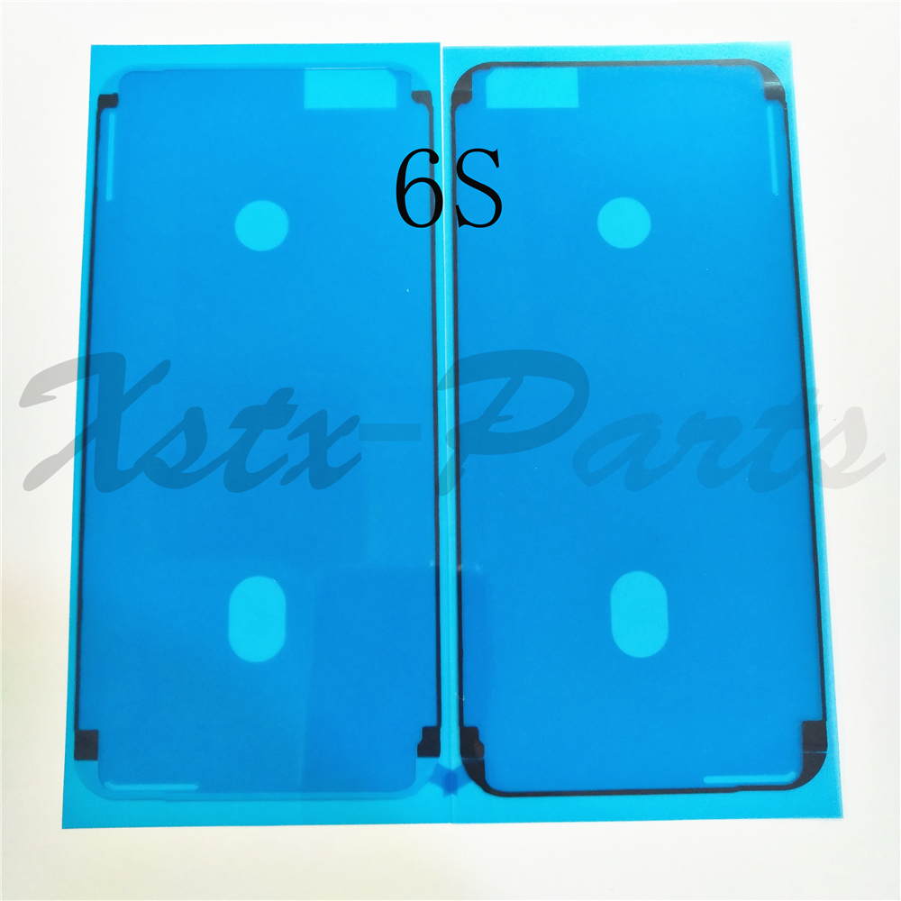 [해외]2PCS 원래 새로운 전면 LCD 프레임 주택 방수 스티커 접착제 접착제 테이프 아이폰 6s 6sp 6s 플러스 7 7g 7p 7 플러스/2PCS Original New Front LCD Frame Housing Waterproof Sticker Adhesive