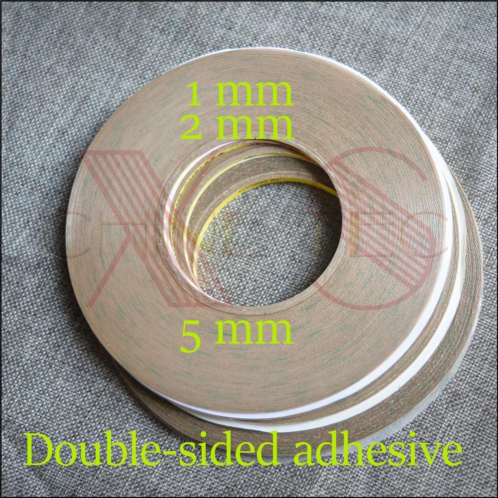 [해외]?새로운 좋은 3M 양면 부착 테이프 양면 접착 접착제 테이프 스티커 5mm 2mm 1mm/ New Nice 3M  Double Sided Attachment Tape Double-sided adhesive glue tape sticker 5mm 2mm 1mm