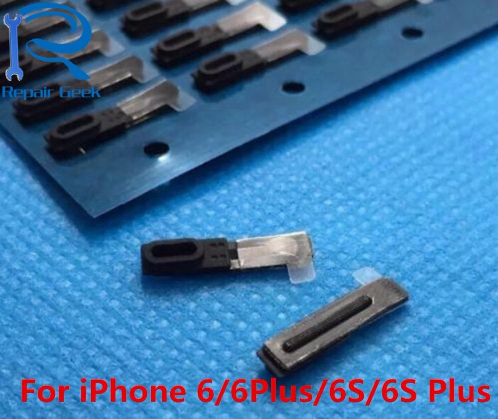 [해외]아이폰 6 / 6Plus / 6S / 6S 플러스 접착 귀 스피커 이어폰에 대 한 50pcs / Lot 아이폰 5 5S에 대 한 먼지 스크린 메쉬 교체 부품/50pcs/Lot For iPhone 6/ 6Plus/6S/6S Plus Adhesive Ear Spea