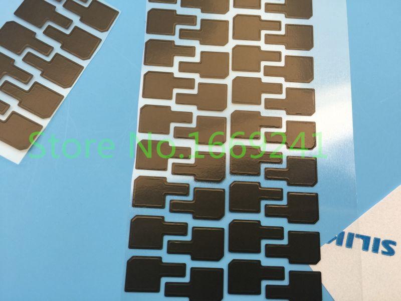 [해외]100pcs / lot 원래 새로운 lcd 스티커 아이폰 6에 대 한 접착제 스트랩 스폰지 4.7 인치 LCD 코너 냉각 붙여 넣기/100pcs/lot Original new lcd stickers Adhesive Strap sponge for iphone 6