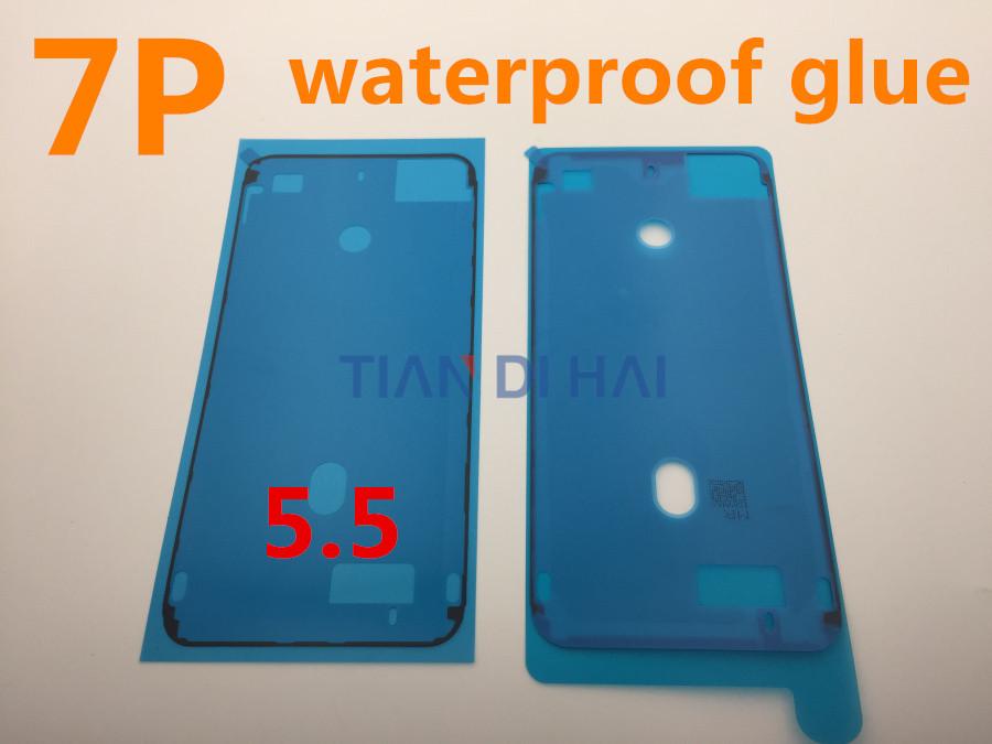 [해외]10pcs 방수 3m Pre-Cut 접착 접착제 테이프 스티커 아이폰 7 플러스 5.5inch 전면 하우징 LCD 터치 스크린 디스플레이 프레임/10pcs Waterproof 3M Pre-Cut Adhesive Glue Tape Sticker For iPhone