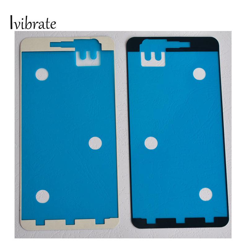 [해외]2pcs 전면 프레임 3m 접착 스티커 JIAYU S3 S 3 3M 접착제 테이프 JIA YU S3/2pcs Front Frame 3M Adhesive Sticker For JIAYU S3 S 3 3M Glue Tape For JIA YU S3