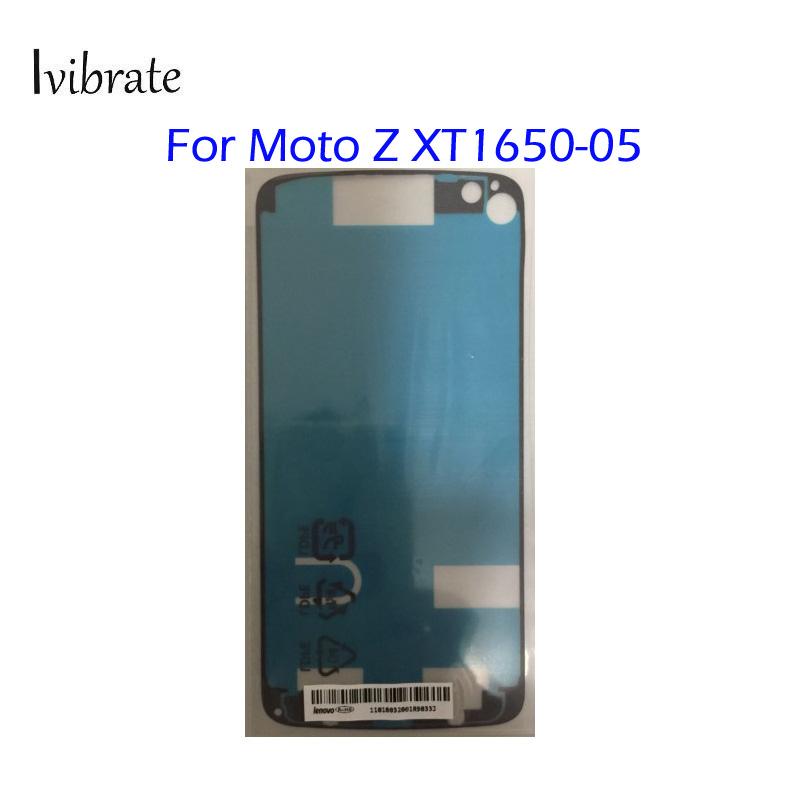 [해외]5pcs 원래 새 MOTO Z Lcd 화면에 대 한 표지 접착제 접착제 모토에 대 한 XT1650-05 방수 접착제/5pcs Original New For MOTO Z Lcd Screen Back Cover Adhesive Glue For Moto XT1650-