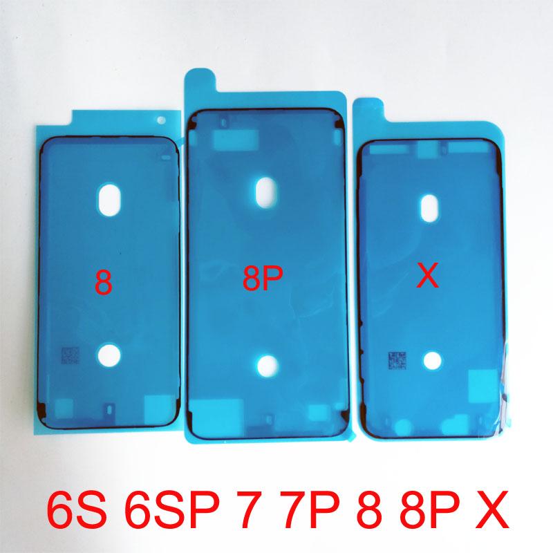 [해외]10 PCS 아이폰 X 6S 6SP 7P 8 8P 플러스 주택 프레임에 대 한 방수 접착제 방수 접착제 스티커 접착제 테이프/10 PCS Waterproof Glue For iPhone X 6S 6SP 7 7P 8 8P Plus Housing Frame Wate