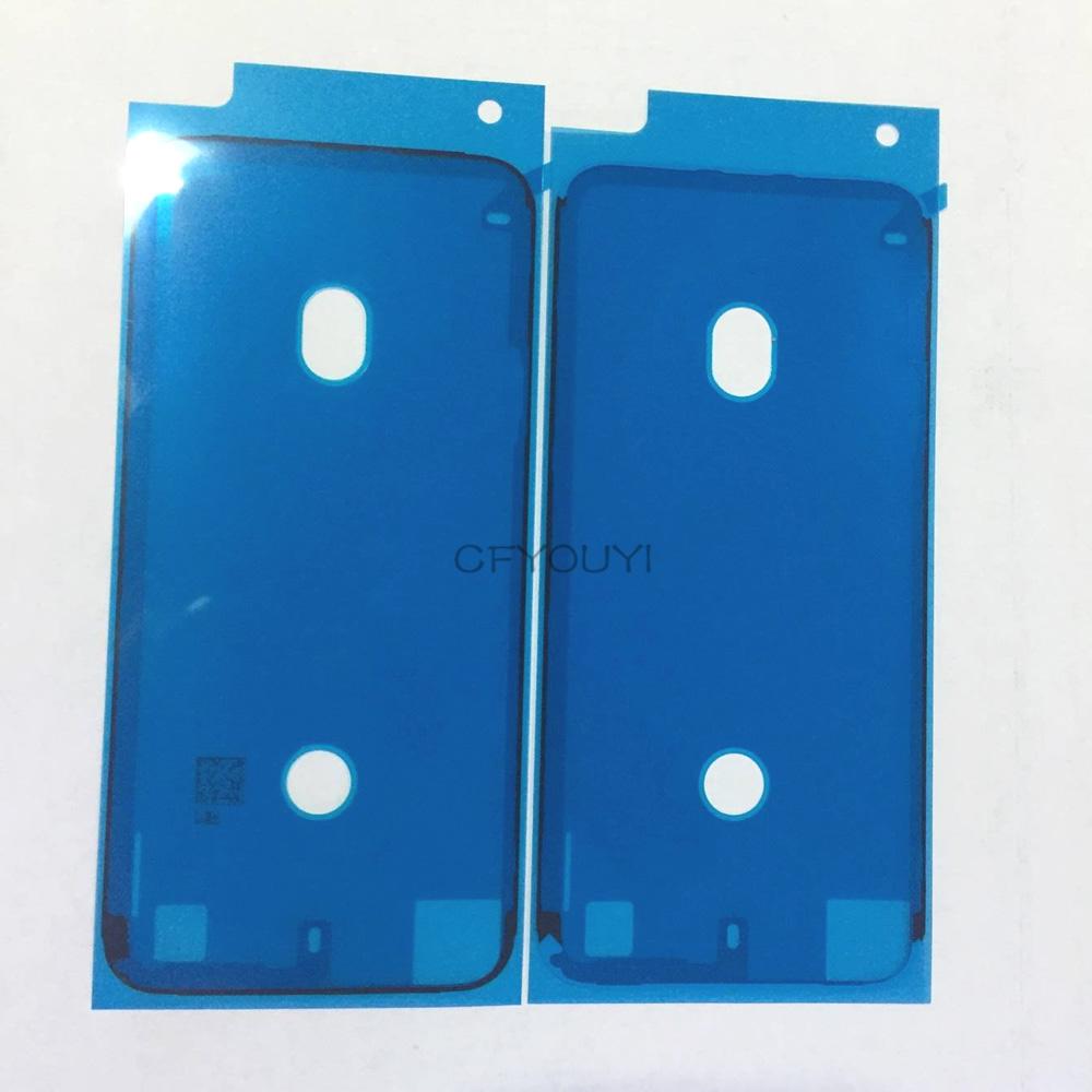 [해외]CFYOUYI 아이폰 8 8 플러스 전면 하우징 LCD 터치 스크린 디스플레이 프레임 접착제 접착제 테이프 스티커에 대 한 10pcs / lot 방수 스티커/CFYOUYI 10pcs/lot Waterproof Sticker For iPhone 8 8 Plus F