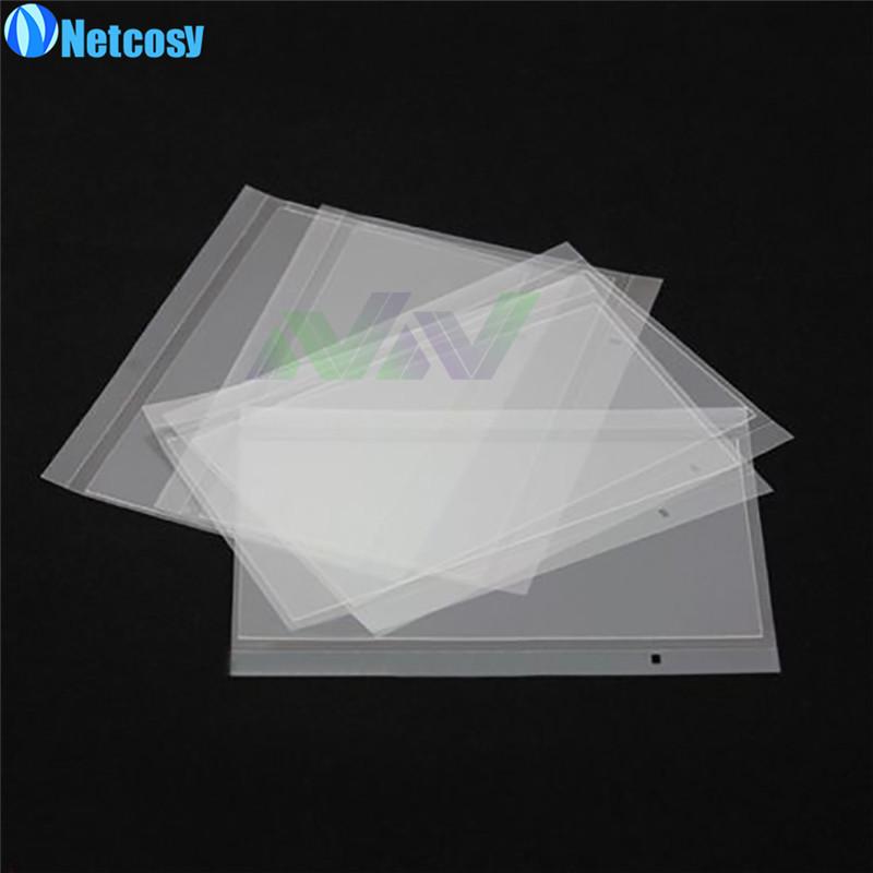 [해외]Netcosy 10pcs 250um OCA 광학 투명 스티커 필름 스티커 접착제 아이폰 X 10 화면 렌즈 수리/Netcosy 10pcs 250um OCA Optical Clear Adhesive Film Sticker Glue For iPhone X 10 Sc