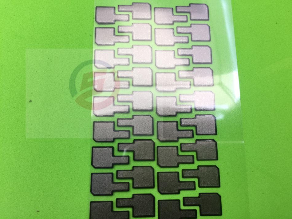 [해외]100pcs / lot 아이폰 6 6G 4.7 && LCD 화면 어셈블리 QR 코드 부분에 대 한 정전기 방지 열 소산 필름 스티커/100pcs/lot Anti-static Heat Dissipation Film Sticker for iPhone