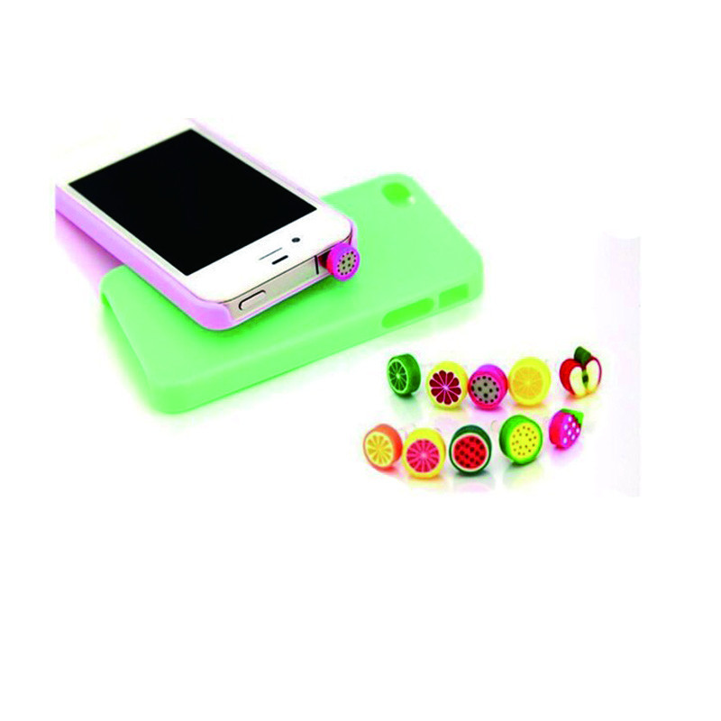 [해외]10pcs 이어폰 제한 먼지 플러그 닥 스 훈 트 2016 새로운 귀여운 과일 방진 플러그 모자 핸드폰 액세서리/10pcs Earphone Limited Dust Plug Dachshund 2016 New Cute fruit Dustproof Plug Caps