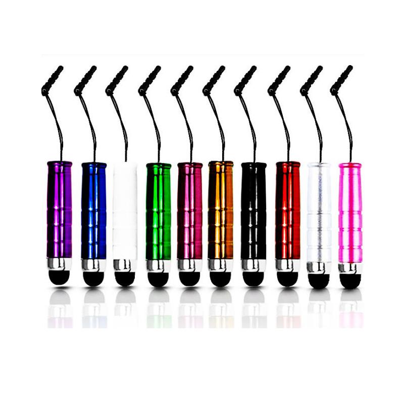 [해외]100PCS iPad 용 범용 미니 용량 성 스크린 스타일러스 터치 펜 Sumsang All IOS? ? ???? ?? 스마트 터치 스크린 전화 태블릿 펜/100PCS Universal Mini Capacitive Screen Stylus Touch Pen Fo