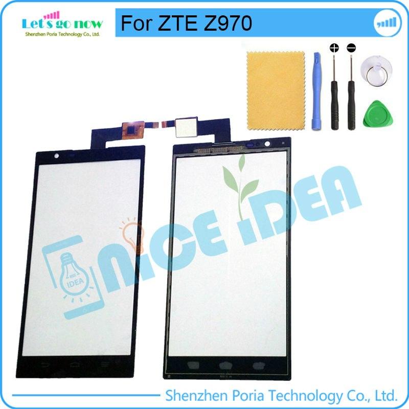 [해외]ZTE Z970 유리 렌즈 터치 스크린 디지타이저 트랙 번호의 새로운 대체품/Full New Replacement For ZTE Z970 Glass Lens TouchScreen Digitizer  Track Number