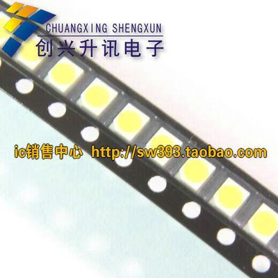 [해외]LED 3228 화이트 SMD 구슬 2832 LCD TV 디스플레이 백라이트 램프 0.3W 3V/LED 3228 white SMD beads 2832 LCD TV display backlight lamp 0.3W 3V