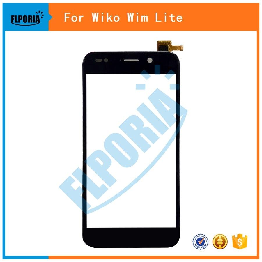 [해외]FLIPORIA 1PCS Wiko Wim Lite Touch ScreenPanel 전면 유리 터치 스크린 패널 디지타이저 교체 용 렌즈/FLPORIA 1PCS  For Wiko Wim Lite Touch ScreenPanel Front Glass Touchscr