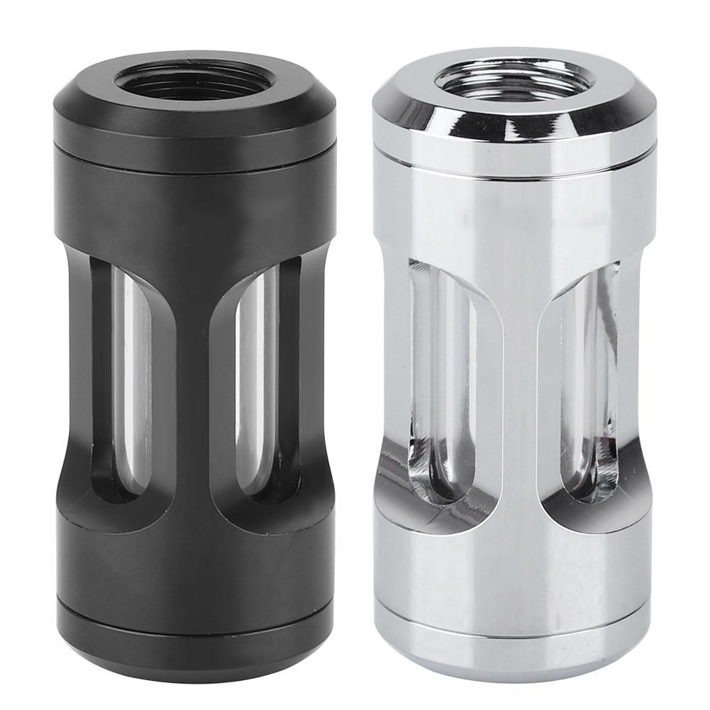 [해외]B-FLT-CU-V2 Computer Water Cooling Filter Double Internal Joint G1/4` Thread Water Cooling/B-FLT-CU-V2 Computer Water Cooling Filter Double Intern