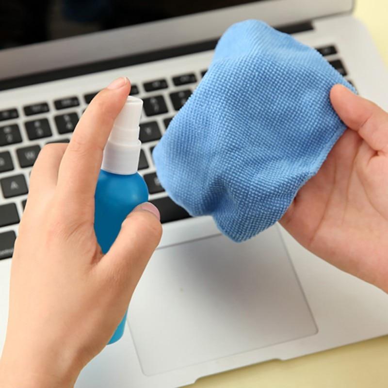 [해외]Screen Cleaning Kit Cleaner Laptop Computer LCD LED Monitor TV Cleaner Plasma Screen Cleaning Cloth Brush Kits/Screen Cleaning Kit Cleaner Laptop