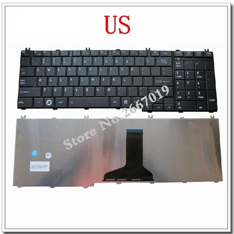 [해외]새로운 US TOSHIBA L750 L750D L755D L760 L770D L775 C650 L650 L650D L655 L670 L660 L675 C660 C655 노트북 키보드/US new FOR TOSHIBA L750 L750D L755D L760 L77