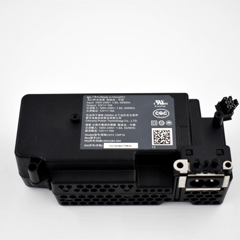 전원 공급 장치 oem xbox one s (slim) microsoft 용 내부 N15-120P1A 무료 배송 고품질