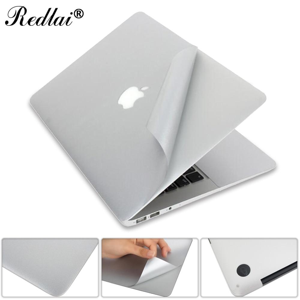 """[해외]Macbook Pro의 경우 13 15 Retina New 12 전신 비닐 스킨 커버 프로텍터 스티커 Mac Book의 경우 Guard Cover Bottom Cover Air 11 13 """"/For Macbook Pro 13 15 Retina New 1"""