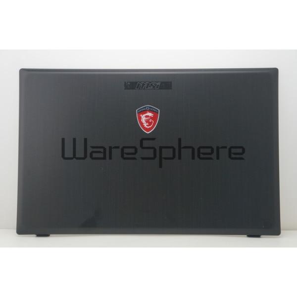 [해외]MSI GE60 GP60 용 새로운 LCD 백 커버 307-6GHA222-P89 3076GHA222P89 블랙/New LCD Back Cover for MSI GE60 GP60 307-6GHA222-P89 3076GHA222P89 Black
