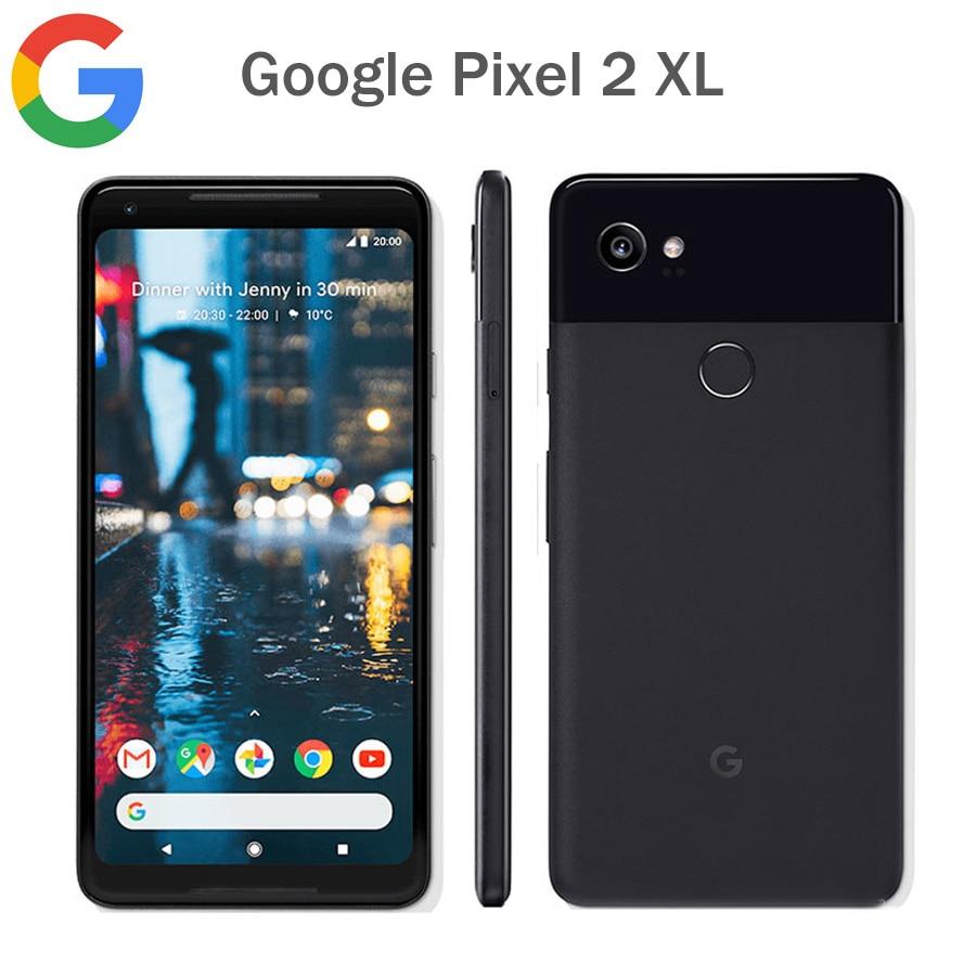 [해외]Original Google Pixel 2 XL US Version LTE Mobile Phone 6.0\