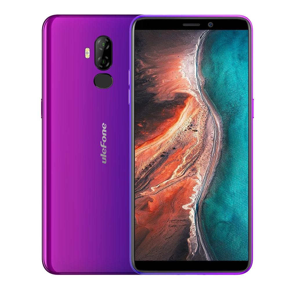 [해외]Ulefone P6000 Plus 안드로이드 9.0  Smartphone 6.0 Inch 18:9 HD+ MT6739 Ouad Core  6350mAh Ouad Core 3GB 32GB Face ID Mobile Phone/Ulefone P6000 Plus 안드