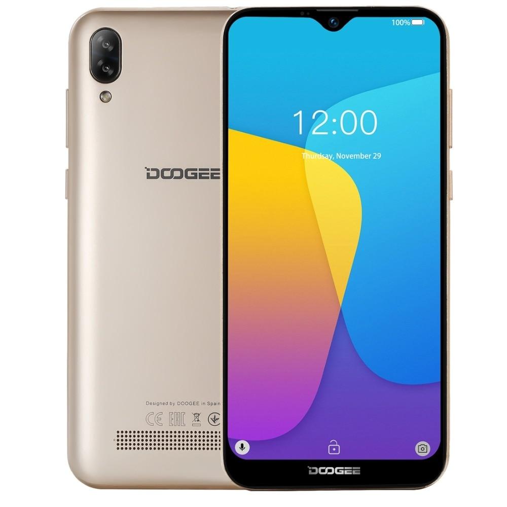 [해외]Doogee Y8C  Face Unlocked Mobile Phone 안드로이드 8.1 Cell Phone Waterdrop Screen 6.1`` 19:9 16GB 1GB 3400mah 3G WCDMA Smartphone/Doogee Y8C  Face Unlo