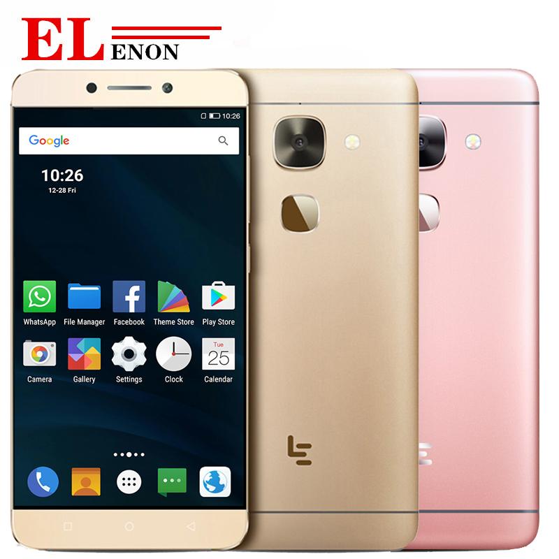 [해외]Original New Letv LeEco Le 2 Pro X625 SmartPhone Media MTK Helio X20 CPU 안드로이드 5.5\