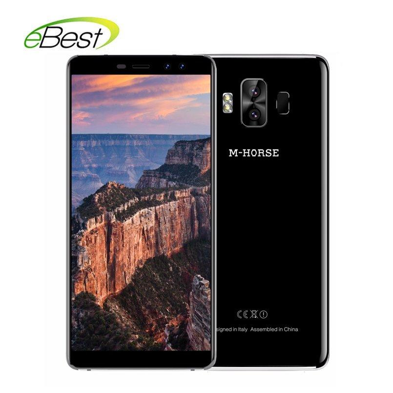 [해외]M-Horse Pure 1 LTE 4G 안드로이드 Smartphone 5.7\
