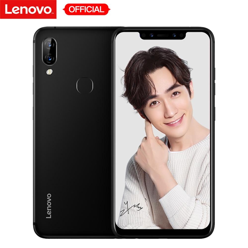 [해외]Global Version Lenovo S5 Pro 20MP Four-cams 6GB 64GB Mobile Phone 6.2inch FHD+ 1080P Snapdragon 636 8-core 3500mAh 4G Smartphone/Global Version Le