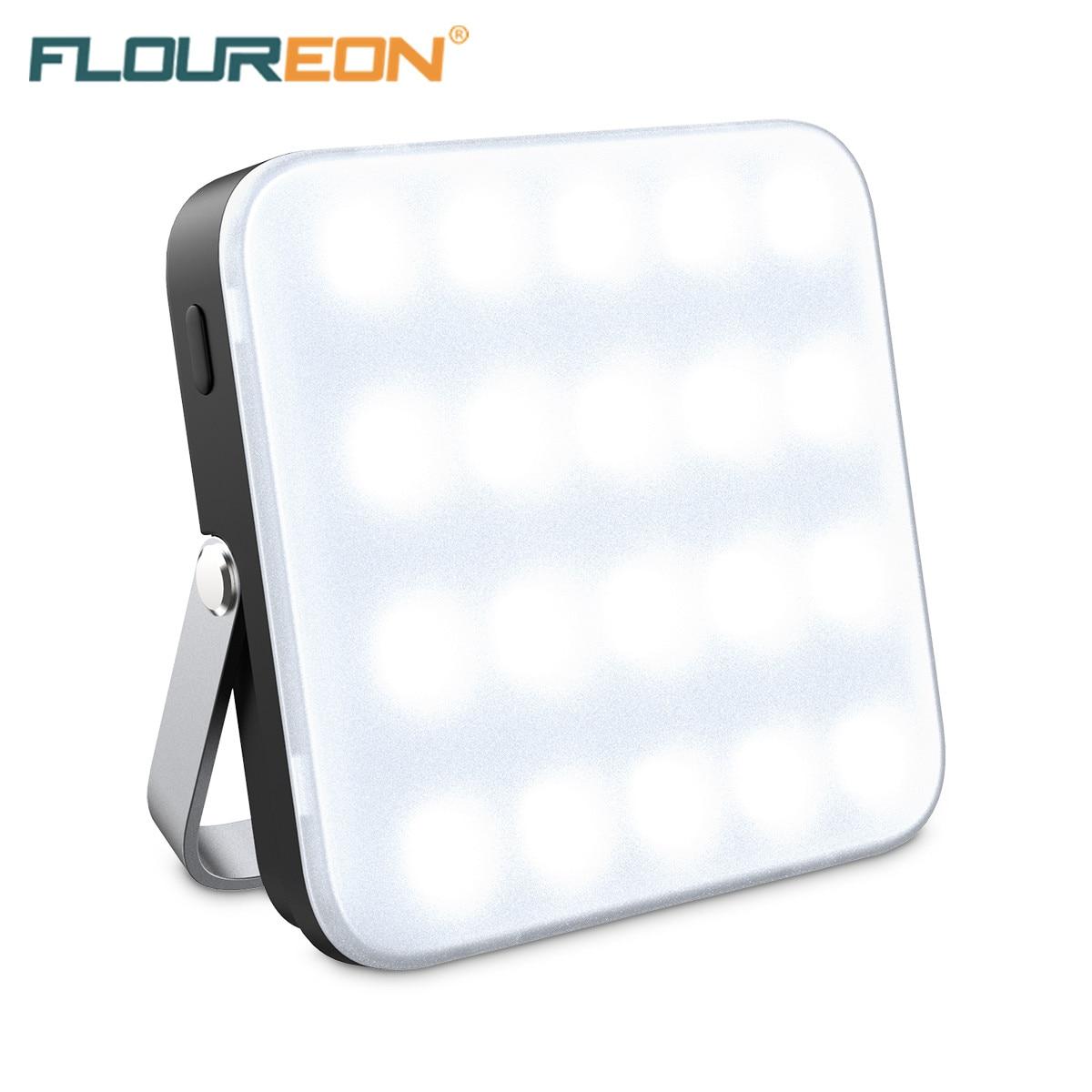 [해외]Floureon 10,000 MAh LED Camping Lantern & Power Bank Rechargeable Emergency Power Bank As Work Light For Hiking Camping/Floureon 10,000 MAh LE