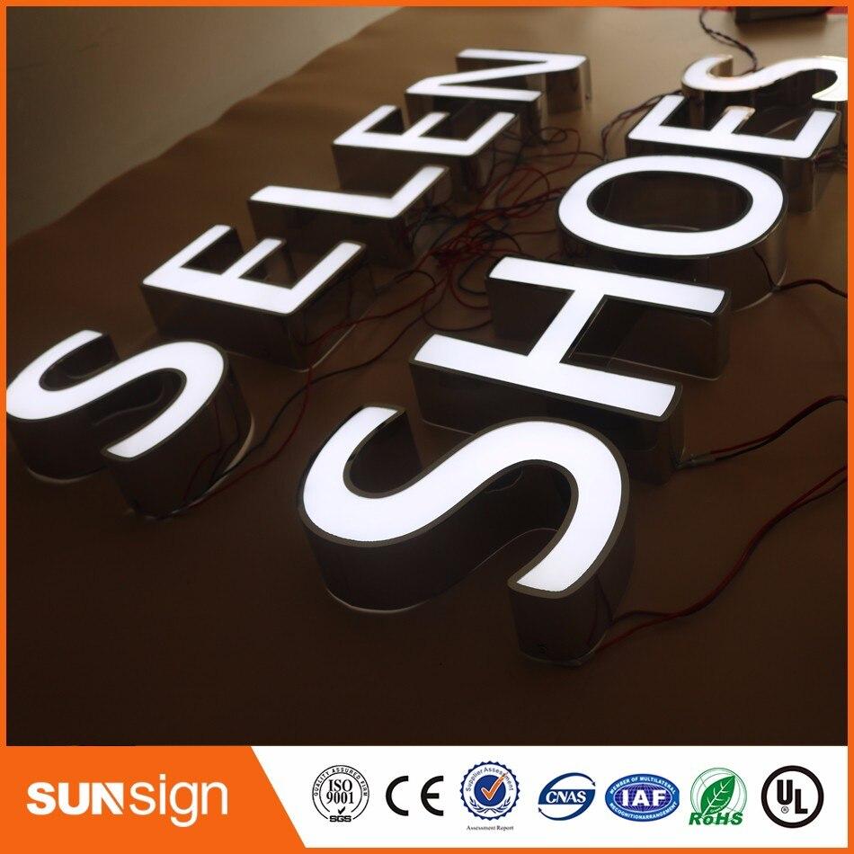 [해외]Frontlit Channel Letters, LED letters, Outdoor frontlit letter/Frontlit Channel Letters, LED letters, Outdoor frontlit letter