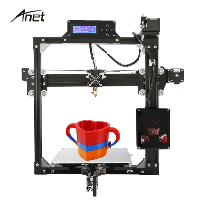 [해외]Anet Normal & amp; 자동 레벨링 A8 A2 3D 프린터 대형 인쇄 크기 정밀 리사이저 Pr3a DIY 3D 프린터 키트 필라멘트 SD 카드/Anet Normal & Auto Leveling A8 A2 3D Printer Large P