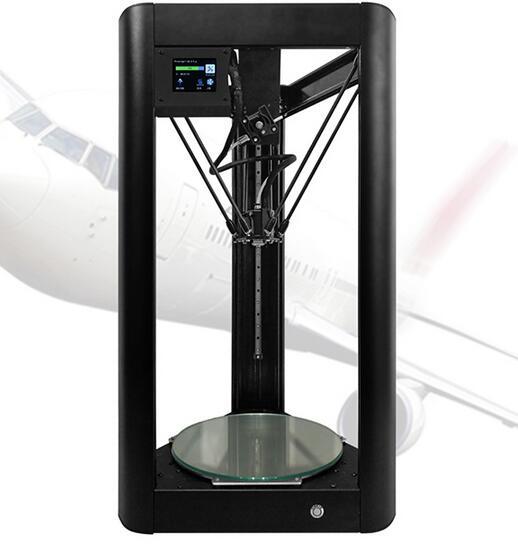 [해외]3 차원 고정밀 3D 프린터, 자동 레벨링, 레이저 조각, 병렬 암 델타, JY-SR280C/Three dimensional high precision 3D printer, automatic leveling, laser engraving, parallel arm