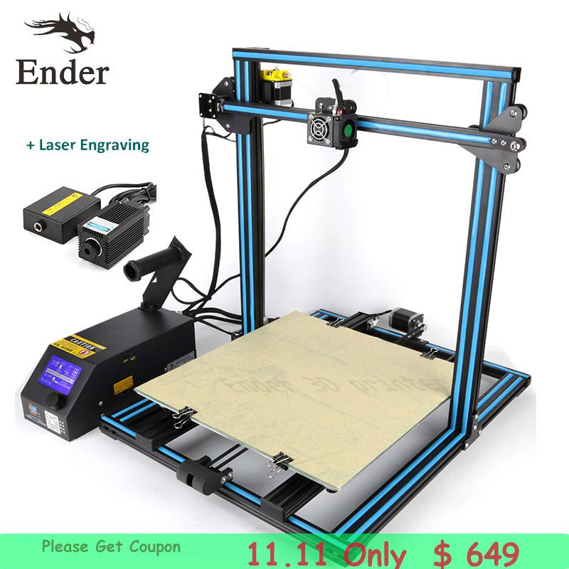 [해외]3D 인쇄 기계 DIY CR-10s 4S 큰 SizeLaser 듀얼 Rod.Filament 감시 Alarm.Continuation 힘 실패의 인쇄 Creality 3D/3D Printer DIY CR-10s 4S Large SizeLaser Dual Rod.Fi