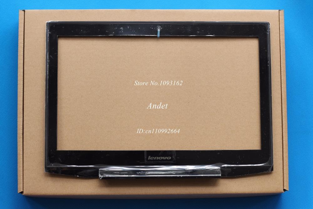 [해외]레노버 Ideapad Y40 Lcd 전면 베젤 커버 케이스 AP14P000500 14 인치 새 원본/New Original for Lenovo Ideapad Y40 Lcd Front Bezel Cover Case AP14P000500 14 inch