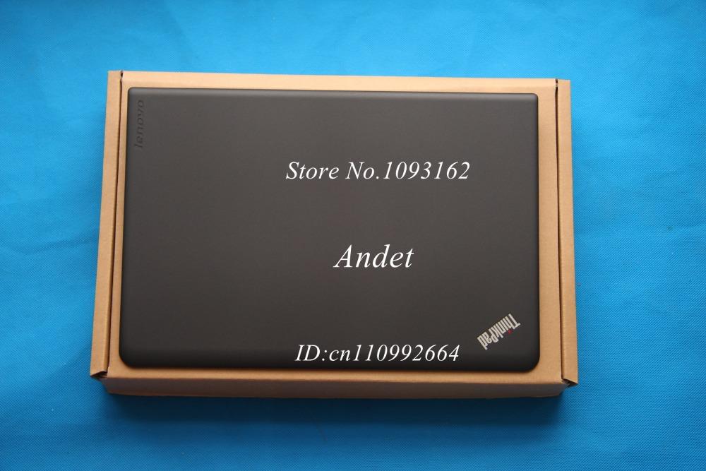 [해외]새로운 오리지널 레노버 ThinkPad Edge E550 E555 E560 E565 Lcd 리어 뚜껑 위 뒤 표지 플라스틱 타치오 00UP286 00HN434 AP0TS000300/New Original Lenovo ThinkPad Edge E550 E555 E