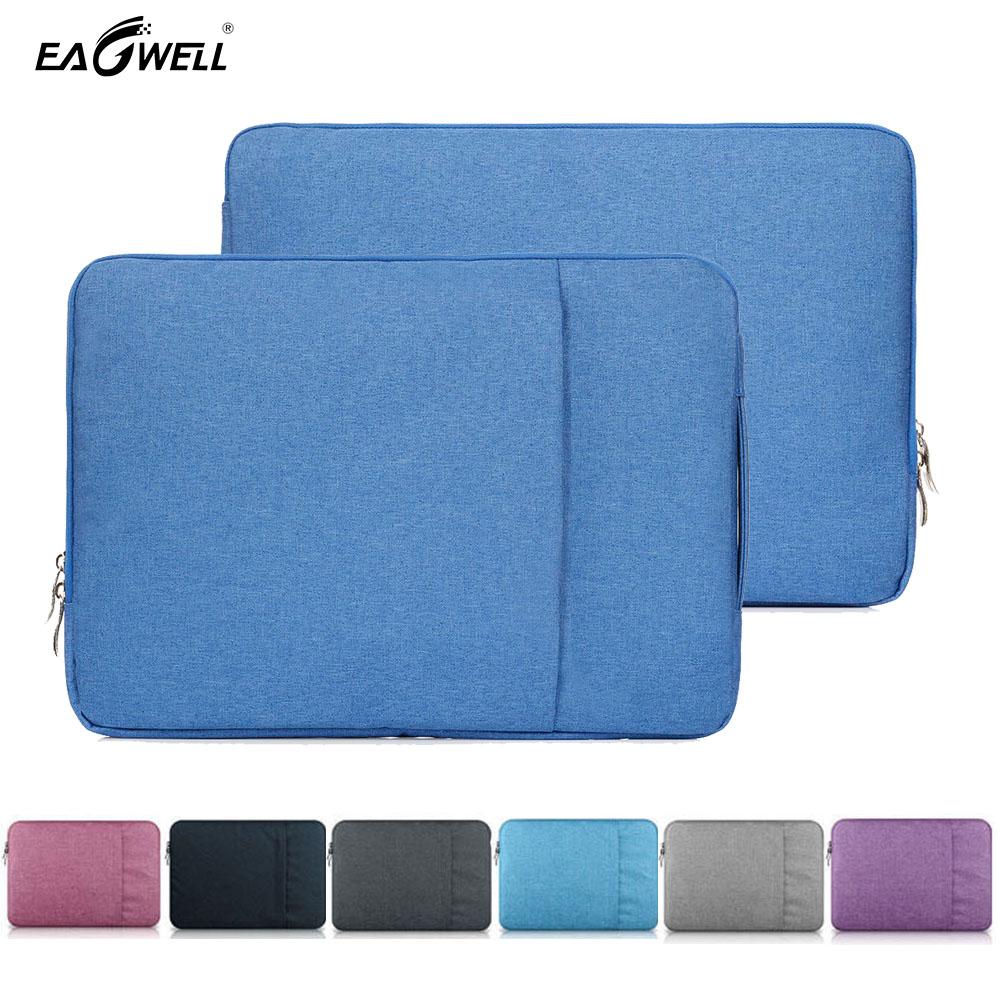 [해외]?부드러운 슬리브 노트북 가방 휴대용 지퍼 노트북 케이스 파우치 커버 Macbook Air Pro Retina 11 13 15 인치/ Soft Sleeve Laptop Bags Portable Zipper Notebook Case Pouch Cover For M